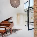 Contemporary architectural interior design