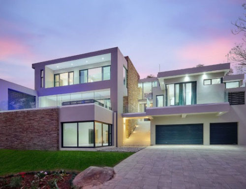Case Study – Private Residence in Mount Street, Johannesburg